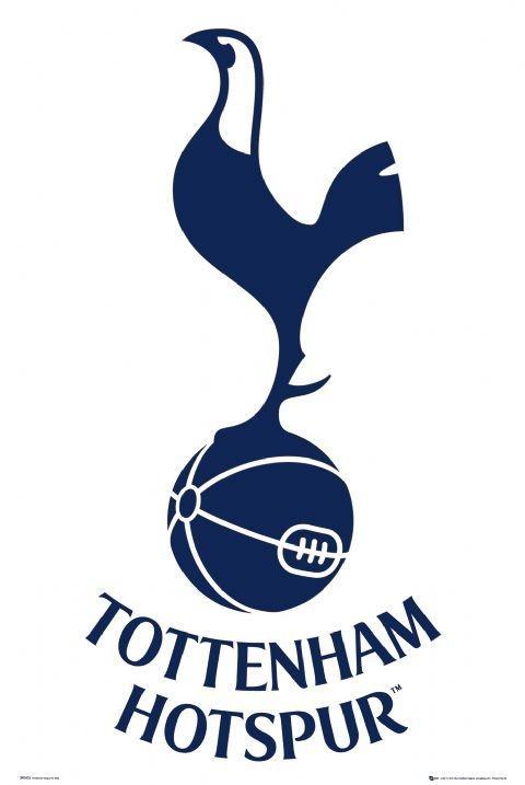 Plakat Tottenham Hotspur - club rest
