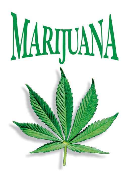 Marijuana leaf pósters | láminas | fotos