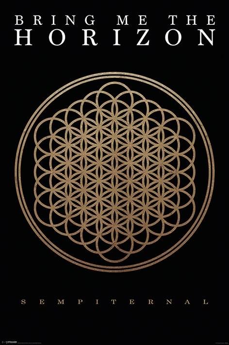 Top 5 Albums Of 2013 - The Grind Radio  Bring Me The Horizon Sempiternal Dreamcatcher