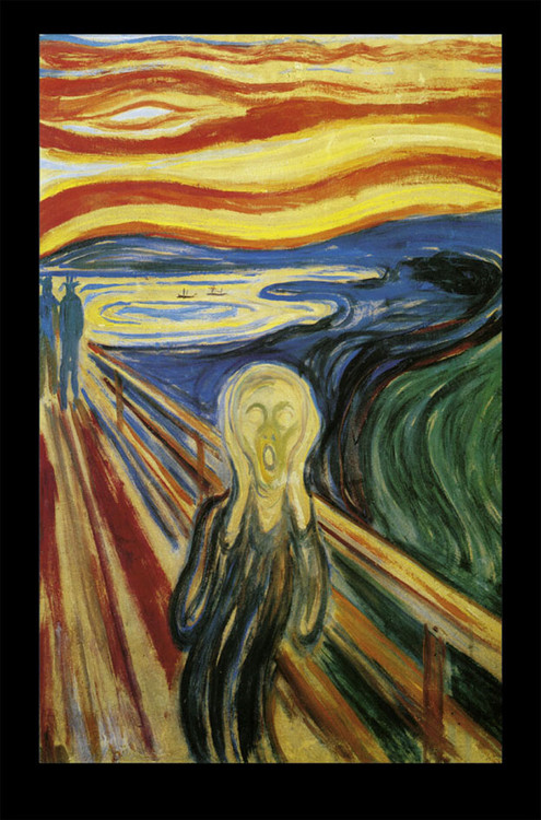 Edvard Munch The Scream I