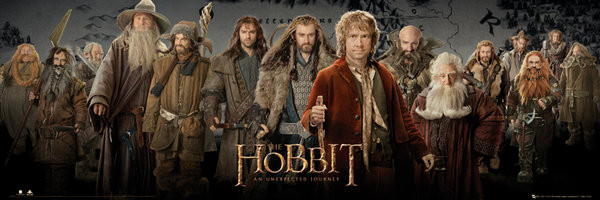 HOBBIT - cast posters | photos | pictures | images