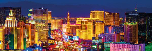 Las Vegas - strip Poster, Art Print