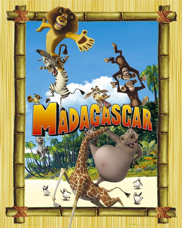 MADAGASCAR - bamboo-be Poster, Art Print