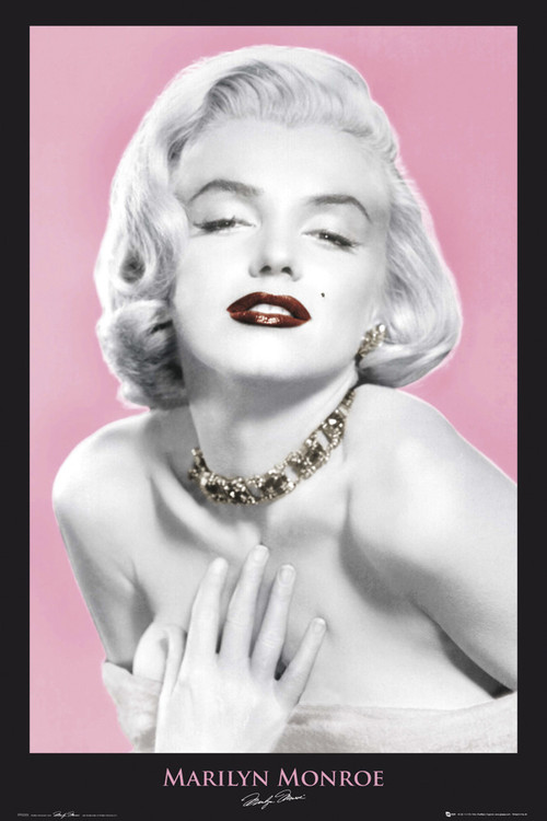 marilyn monroe seduce poster sold at europosters. Black Bedroom Furniture Sets. Home Design Ideas