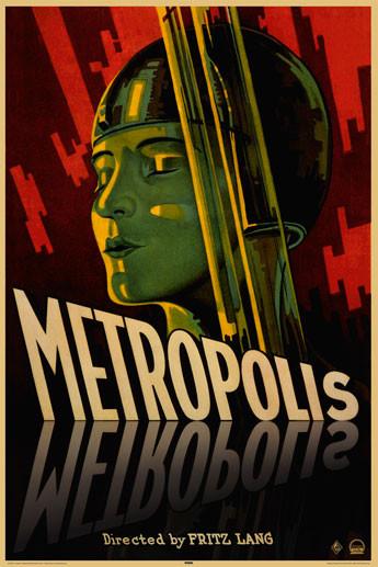 Movie poster print
