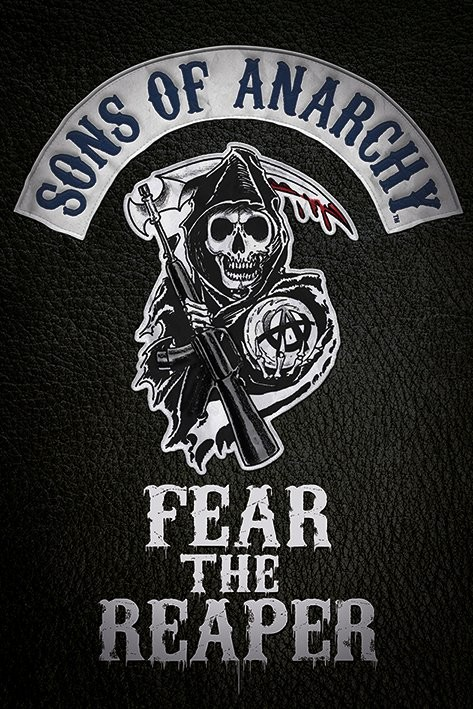 Fear The Reaper Wallpaper Fear The Reaper Poster