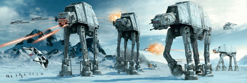 STAR WARS - hoth posters | art prints