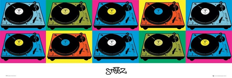 STEEZ - decks posters | art prints