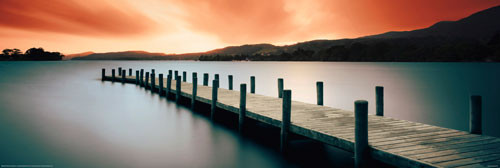 WOODEN LANDING JETTY posters | photos | pictures | images