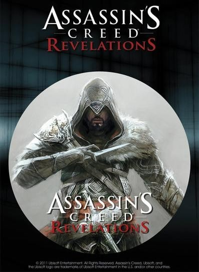Assassin 39 s creed relevations ezio sticker sold at for Assassin tattoo houston