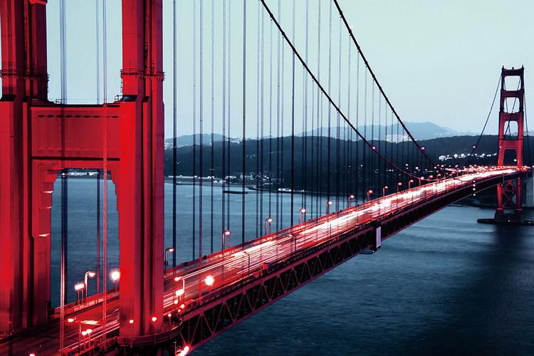 Obraz Golden Gate - San Francisco