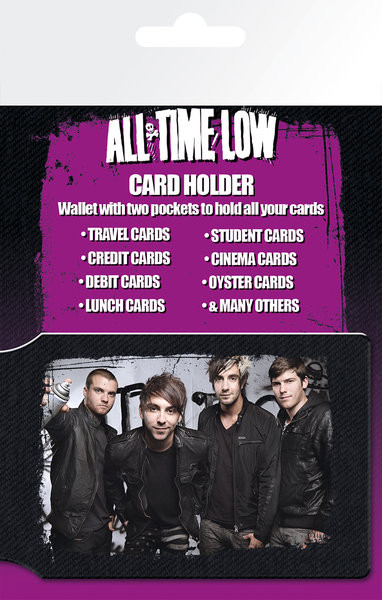Wizytownik All Time Low - Group