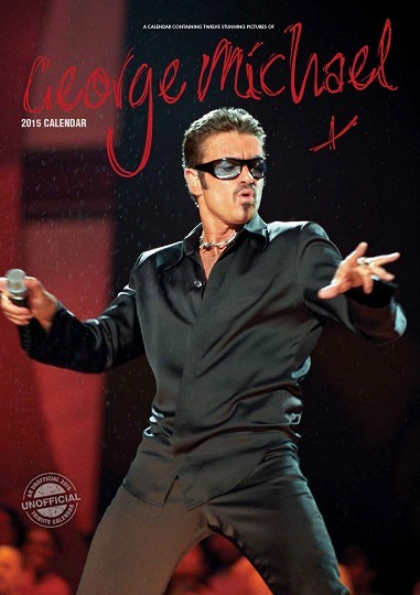 George Michael - Calendars 2017 on EuroPosters