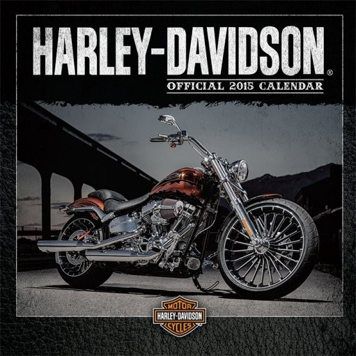 Harley Davidson Calendars 2018 On Europosters