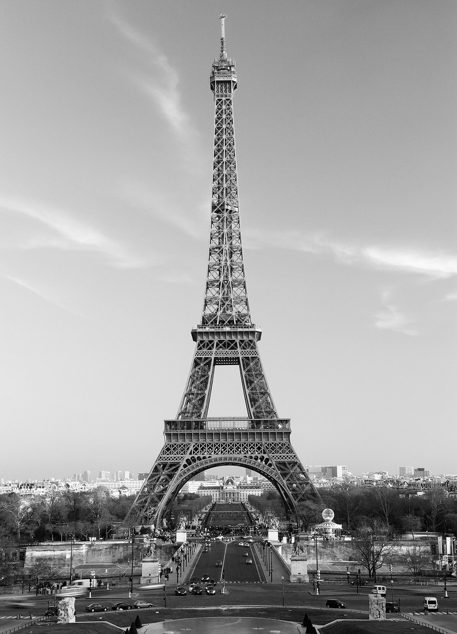 LA TOUR EIFFEL Wall Mural | Buy at EuroPosters