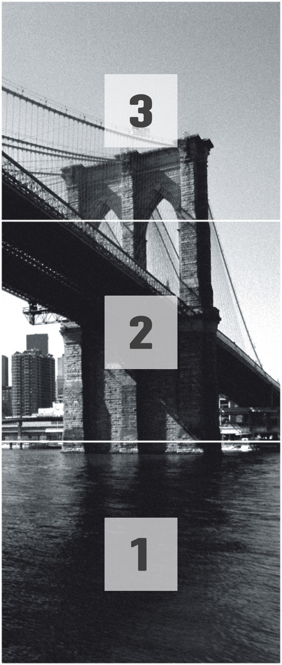 New york brooklyn bridge wall mural buy at europosters for Brooklyn bridge black and white wall mural