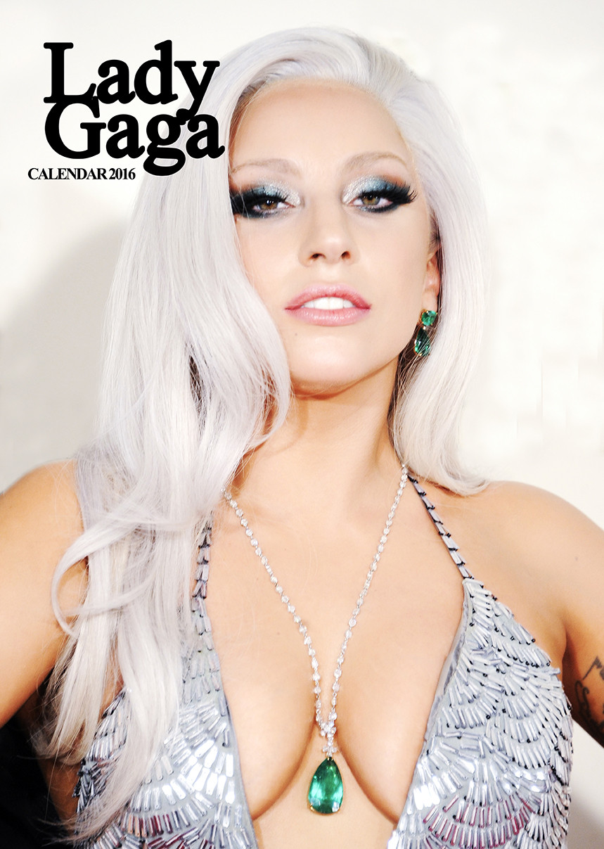 Lady Gaga - Calendars 2017 on EuroPosters