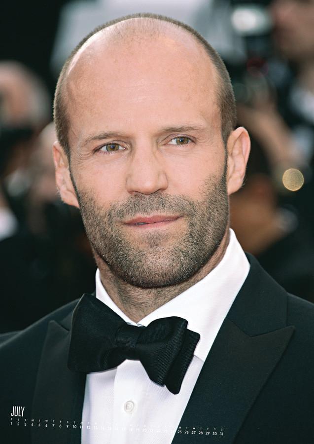 Jason Statham - Calend...