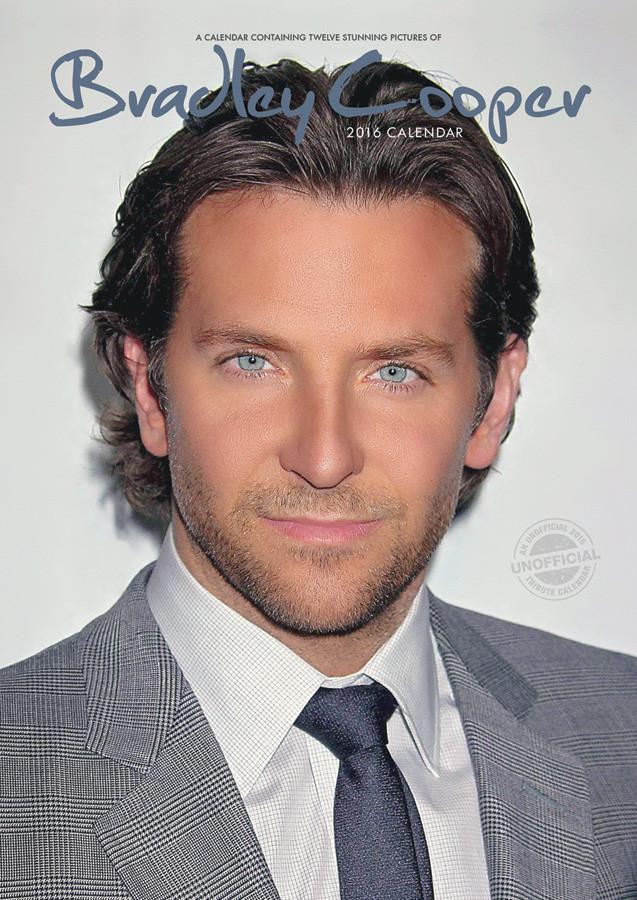 Bradley Cooper - Calen...