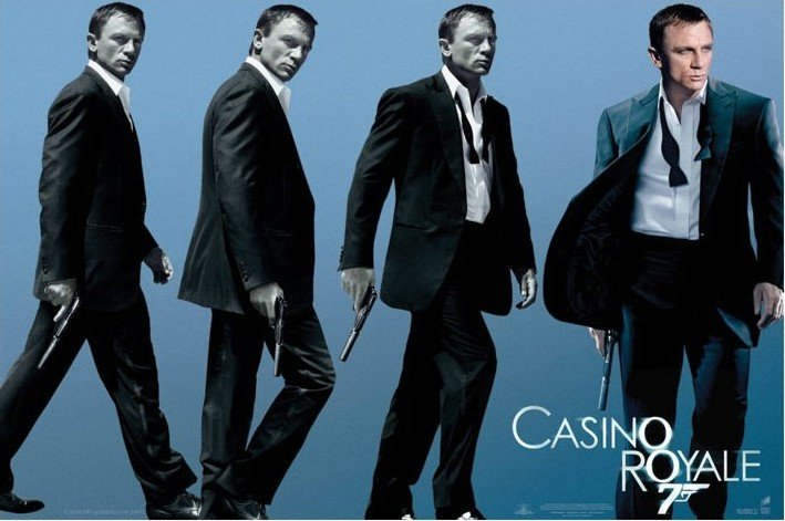 next james bond after casino royale