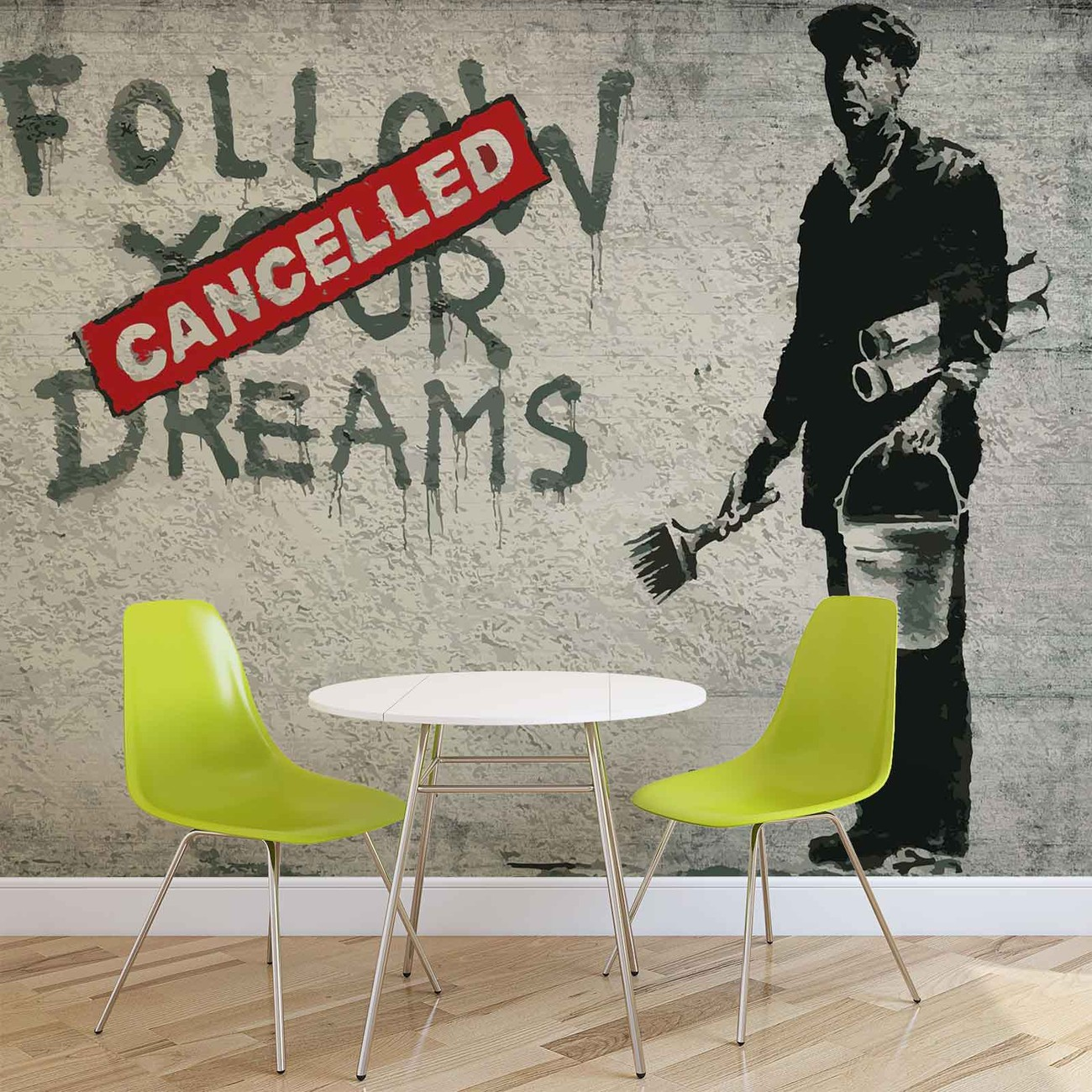 essays banksy Guerilla street artist banksy has livened up the new basquiat exhibition in london with some choice murals outside but is it an homage or infringement.
