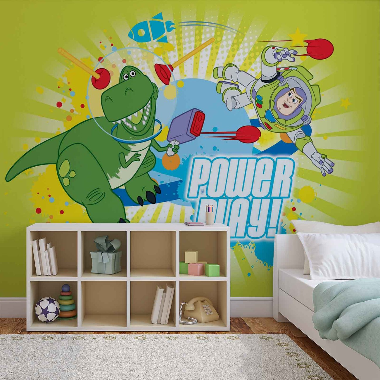 Toy story disney wall paper mural buy at europosters for Disney wall mural uk