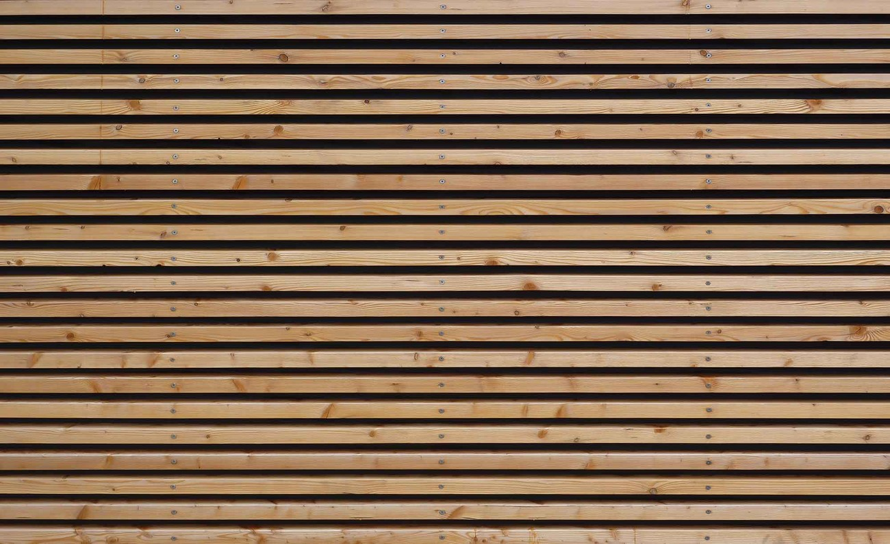 Number Wall Stickers Wood Slats Wall Paper Mural Buy At Europosters