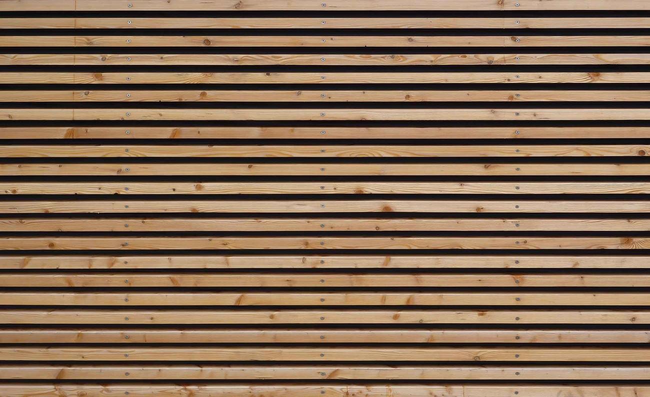 Wood Slats Wall Paper Mural Buy At Europosters