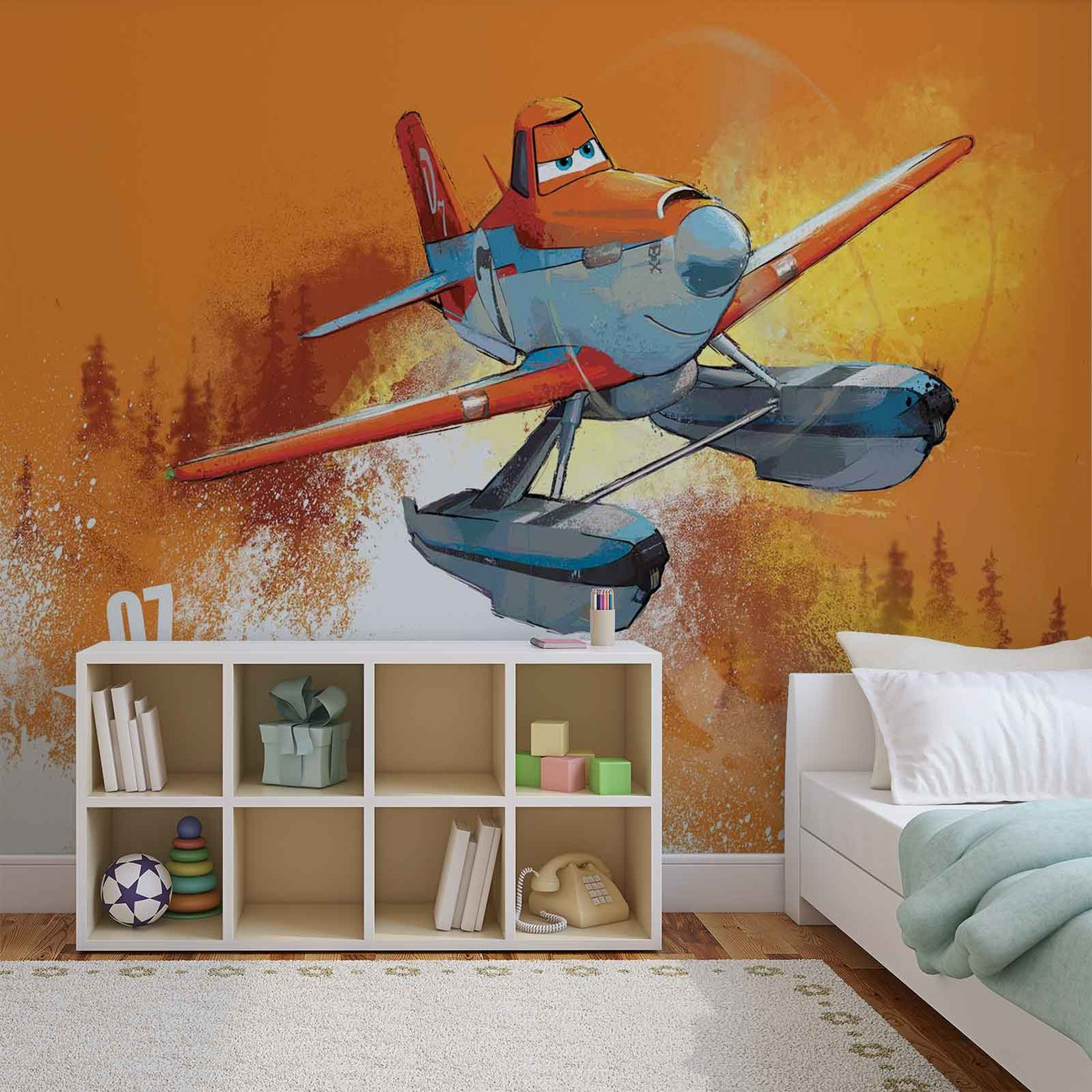 Disney planes dusty crophopper wall paper mural buy at europosters disney planes dusty crophopper wallpaper mural amipublicfo Image collections