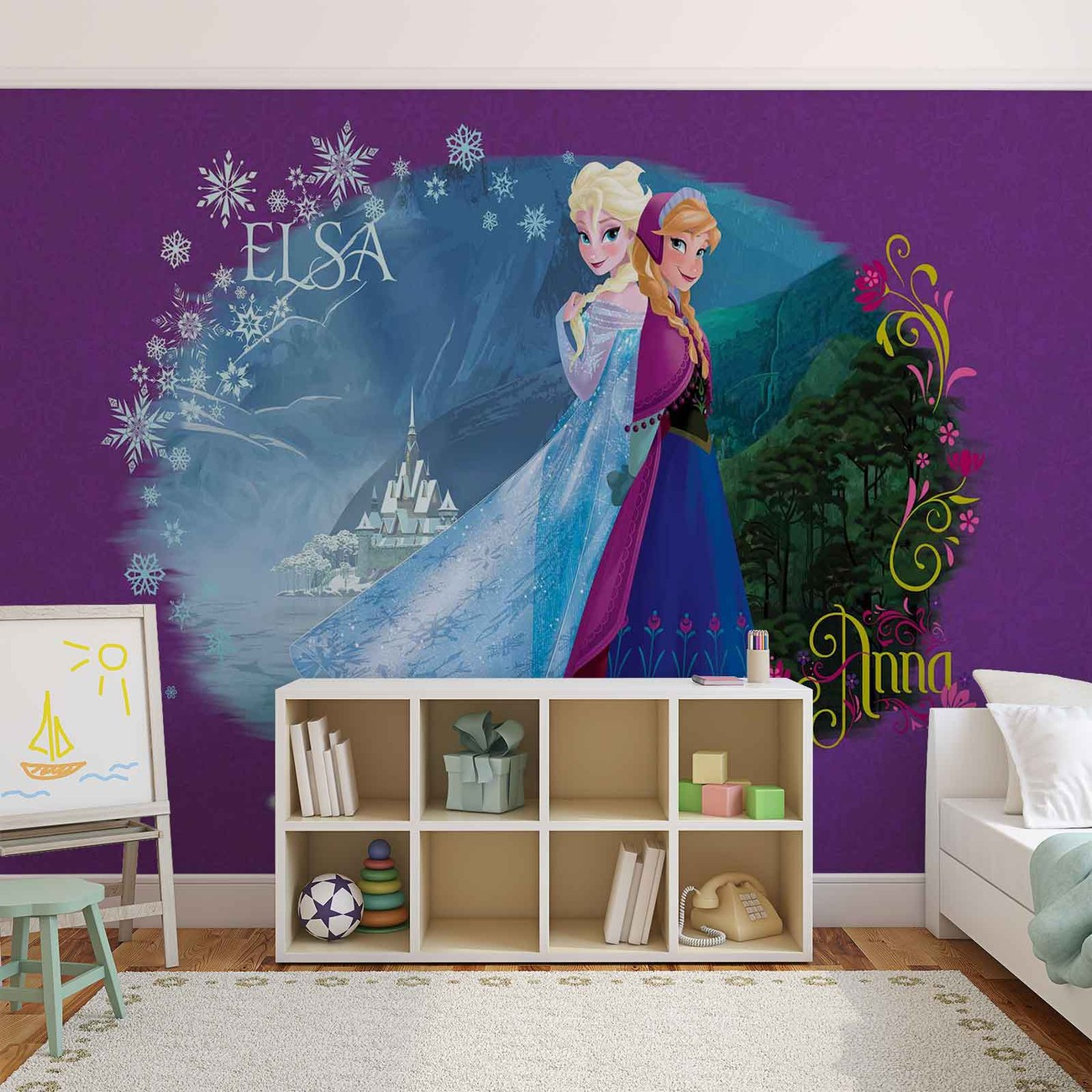 disney frozen wall paper mural buy at europosters price from