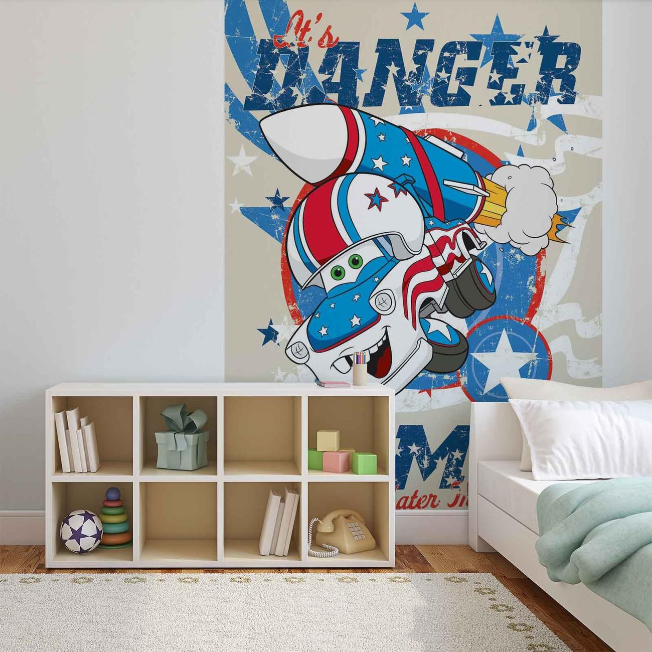 Disney cars wall paper mural buy at europosters for Disney wall mural uk