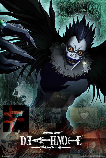 Death Note  Ryuk Poster  Sold At Europosters