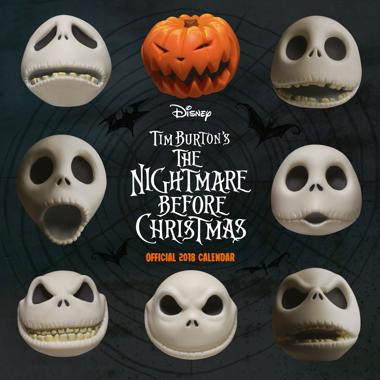 Nightmare Before Christmas - Calendars 2018 on EuroPosters