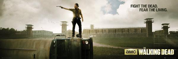 The Walking Dead - Prison Affiche