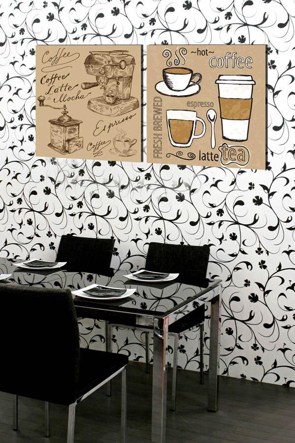 Arte moderna Coffee