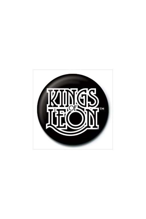 Kings Of Leon Logo Badge Button Sold At Ukposters