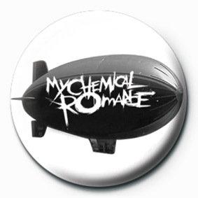 My chemical romance airs badges acheter le sur for A chemical romance salon