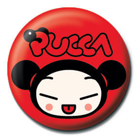 Pucca Logo Badge Button Sold At Europosters