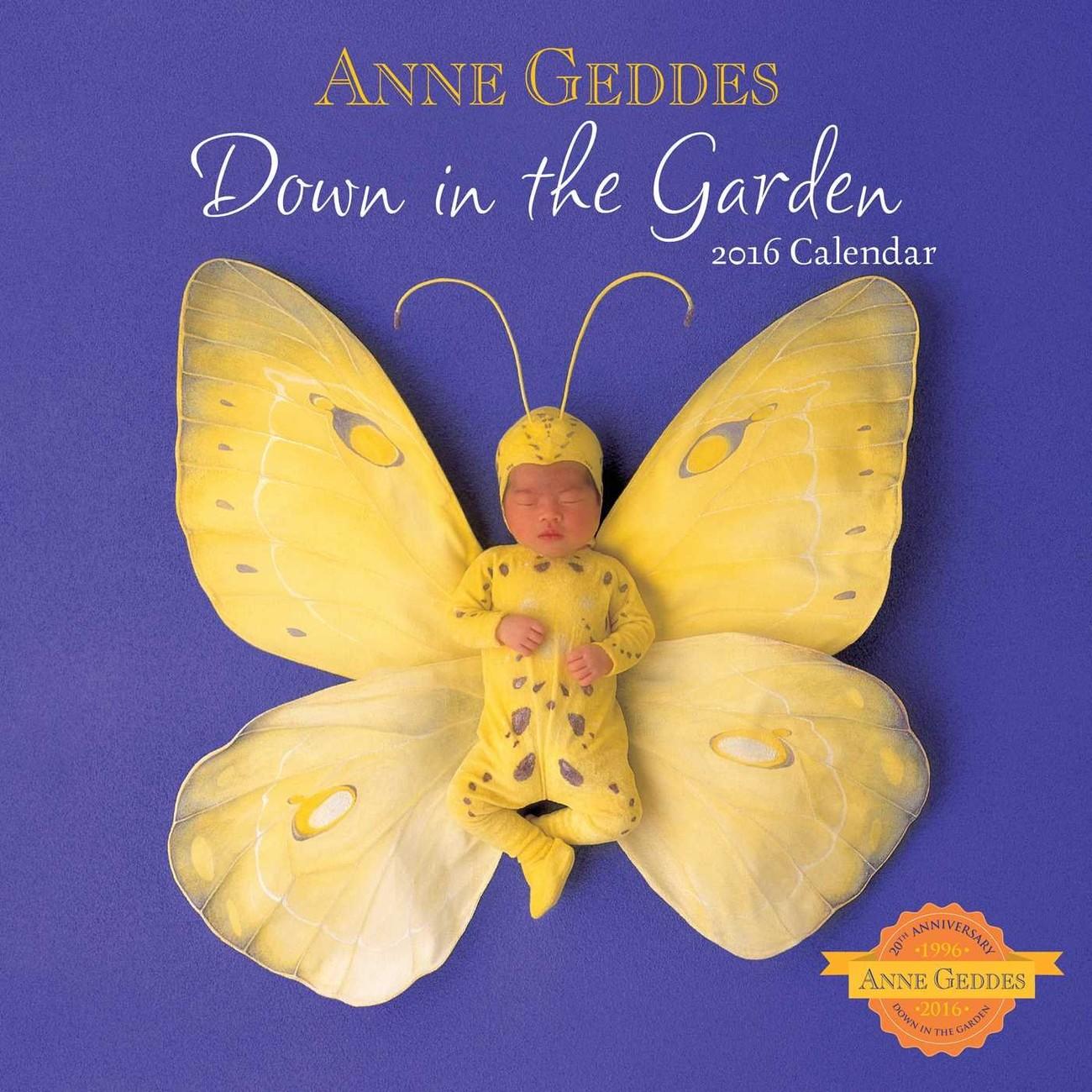 anne geddes naptár Anne Geddes   Down in the Garden   Calendars 2019 on UKposters  anne geddes naptár