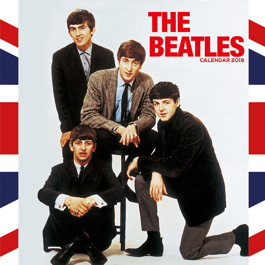 Beatles Calendars 2018 On Europosters