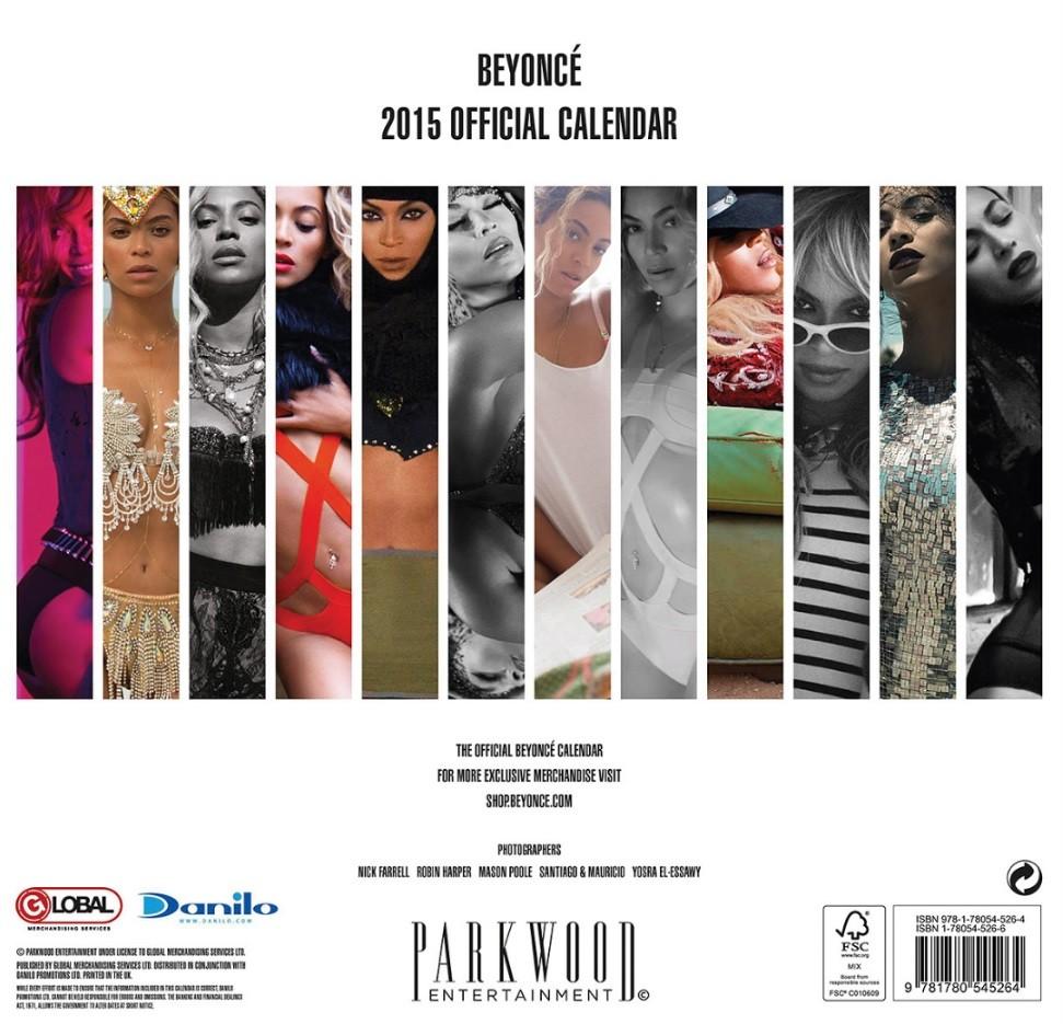 Beyoncé   Calendars 2018 on Abposters.com