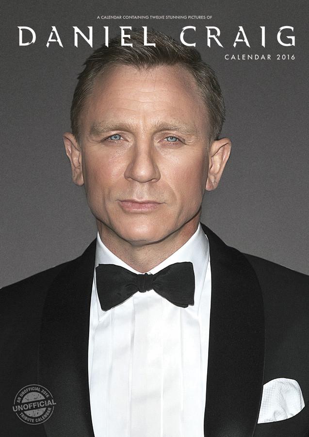Daniel Craig - Calenda...