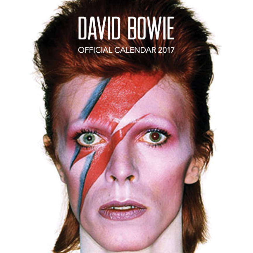 David Bowie - Calendars 2018 on EuroPosters