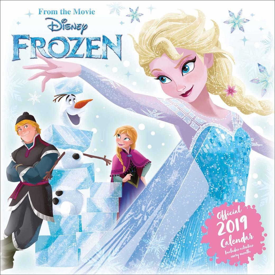 Disney Frozen Calendars 2020 On Ukposters Europosters