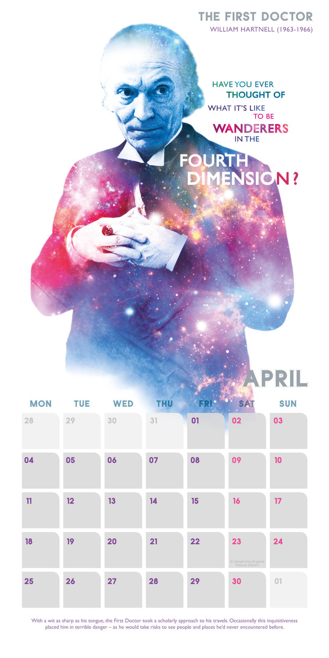 Doctor Who - Classic Edition - Calendars 2020 on UKposters