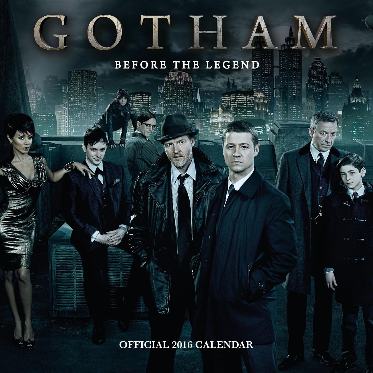 Calendrier Gotham.Calendar 2020 Gotham