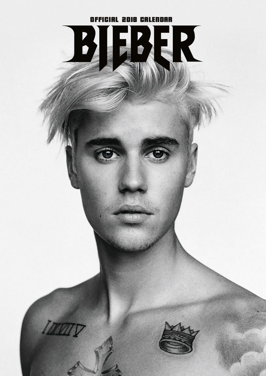 justin bieber calendars 2019 on ukposters europosters