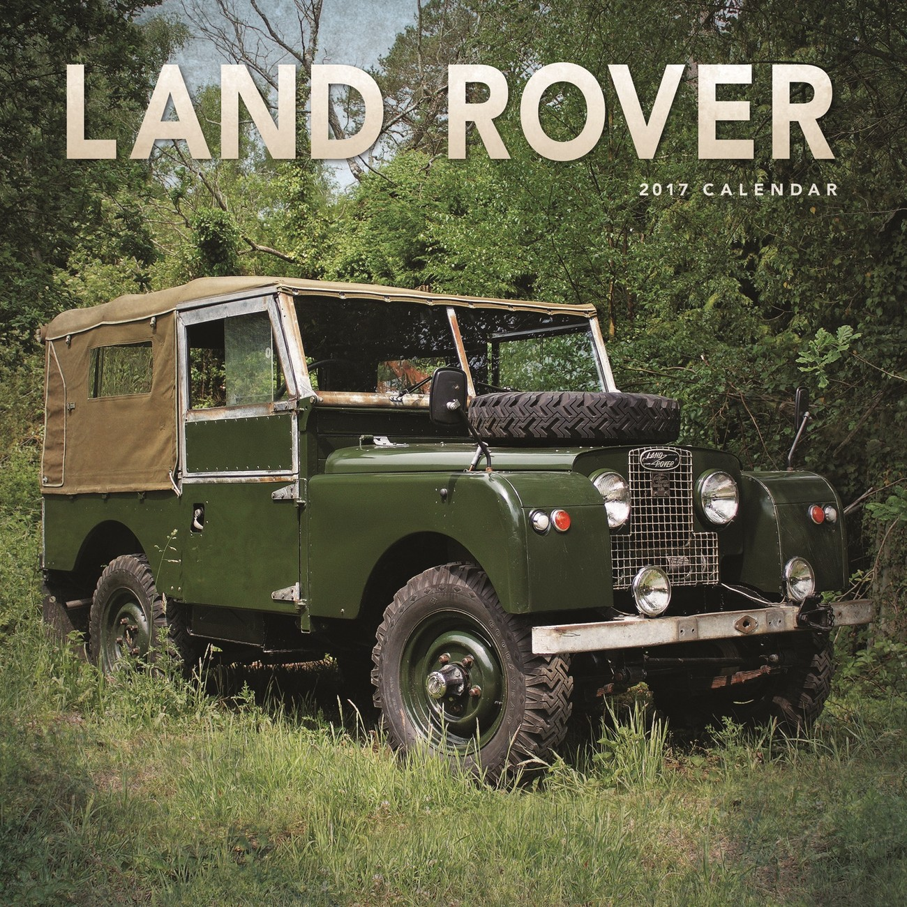 Calendrier Fun Car 2020.Calendar 2020 Land Rover