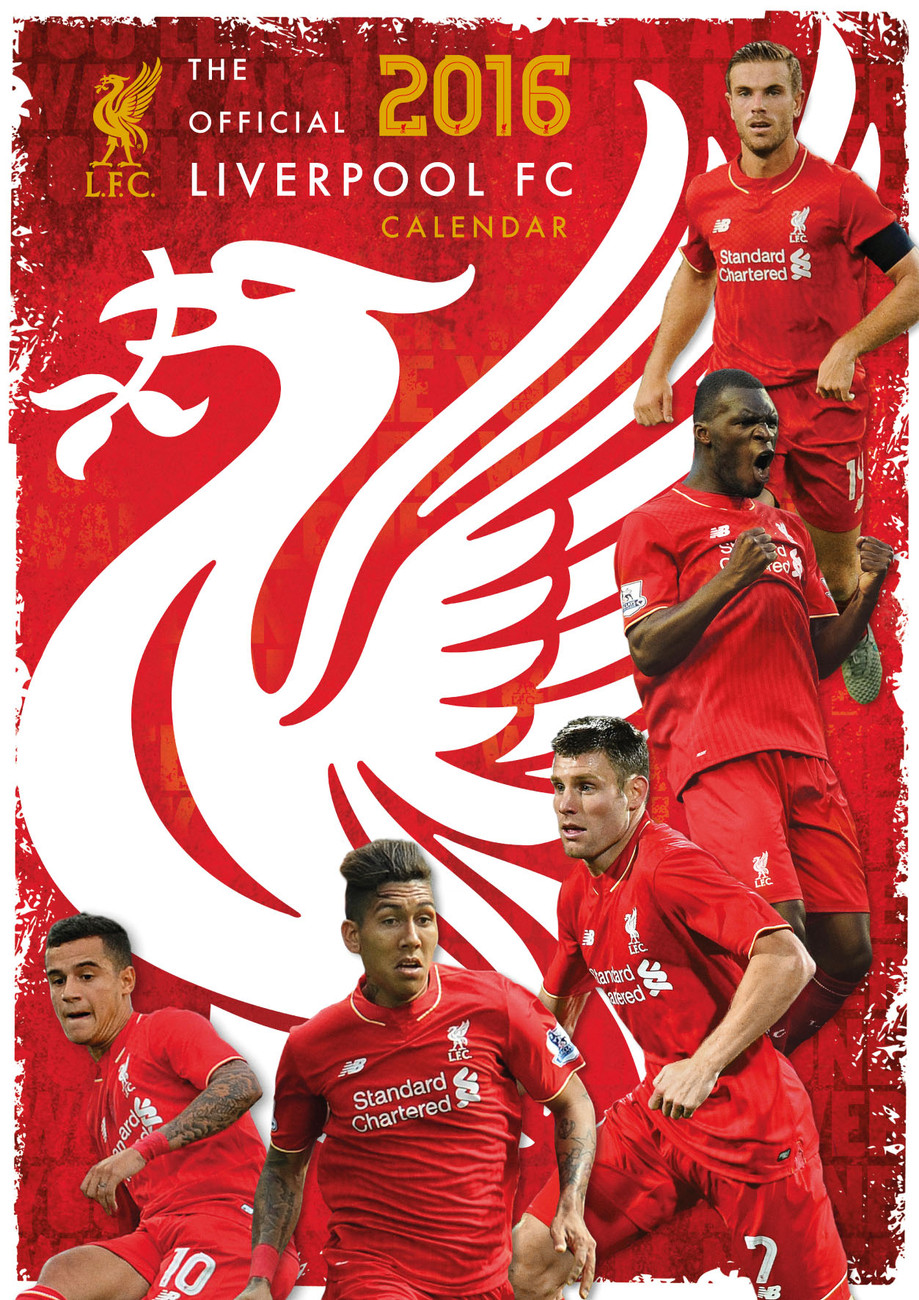 3dde87ef8 Liverpool FC - Calendars 2019 on UKposters UKposters