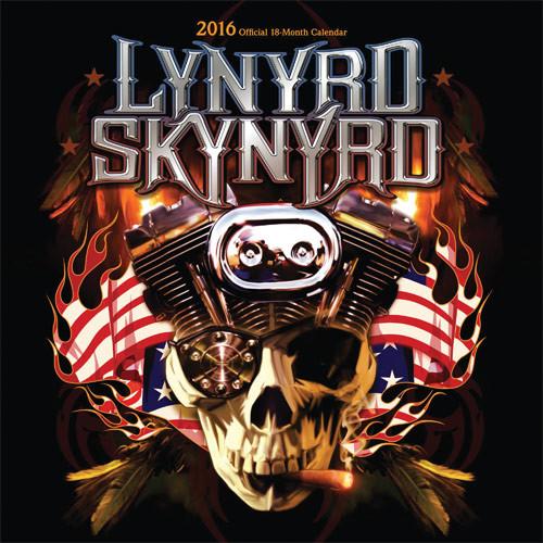 Lynyrd Skynyrd Calendars 2018 On Europosters